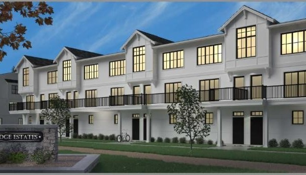Cambridge Rendering #1 - Townhomes (from June 2015 LPIII update)